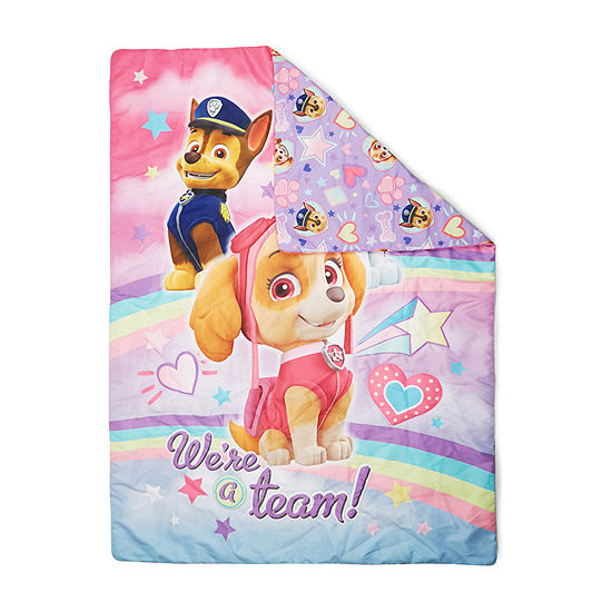 Stevens Baby Boom Paw Patrol 4-pc. Paw Patrol Toddler Bedding Set
