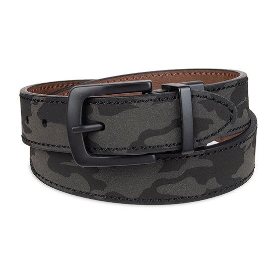 Arizona Boys Reversible Camouflage Belt