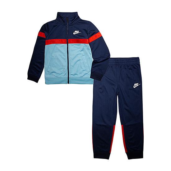 Nike 2-pc. Track Suit Preschool Boys