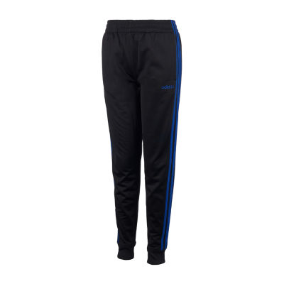 adidas Boys Mid Rise Tapered Jogger Pant - Big Kid