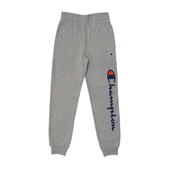 Champion Boys Core Script Jogger Jogger Pant - Big Kid