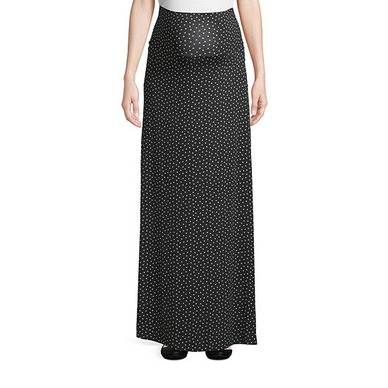 By Artisan Womens Maxi Skirt - Maternity