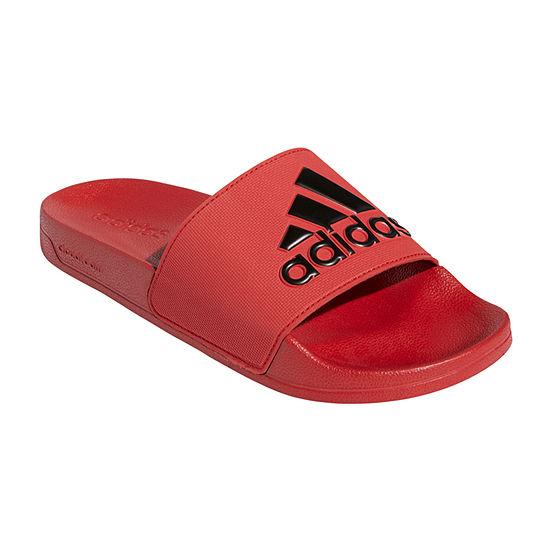 adidas Mens Adilette Shower Slide Sandals