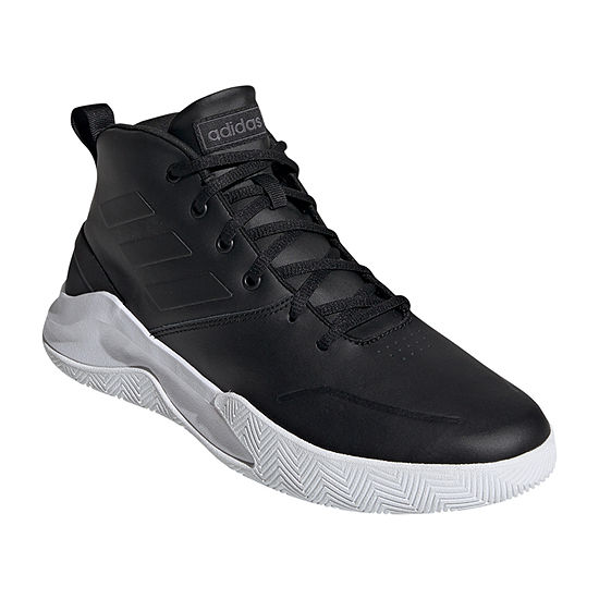 adidas Own The Run Mens Basketball Lace-up Shoe