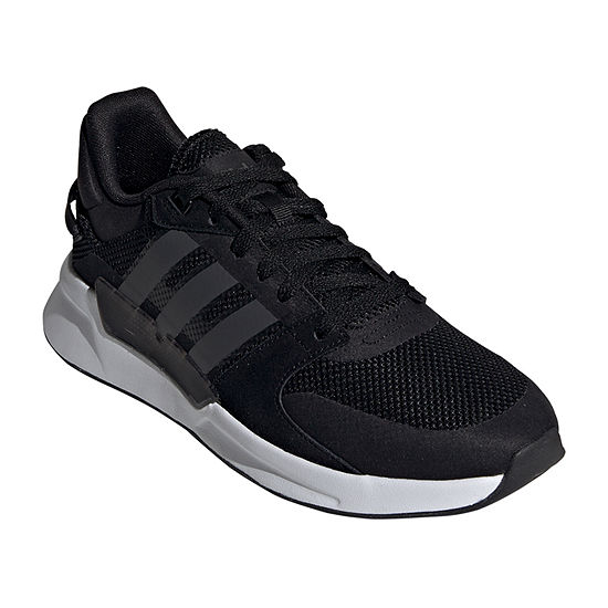 adidas Run 90s Shoe Mens Lace-up Running Shoes
