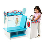 Melissa & Doug Get Well Doctor Activity Center Medical Toy