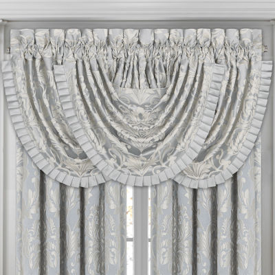 Five Queens Court Faith Tailored Valance