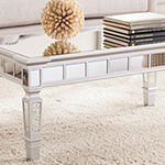 Erus Glam Mirrored Coffee Table