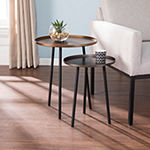 Ombio 2-Piece Nesting Accent Table Set