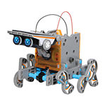 Discovery MindBlown Solar Robot Creation Kit