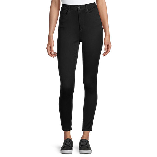 Blue Spice - Juniors Womens High Rise Skinny Fit Jean