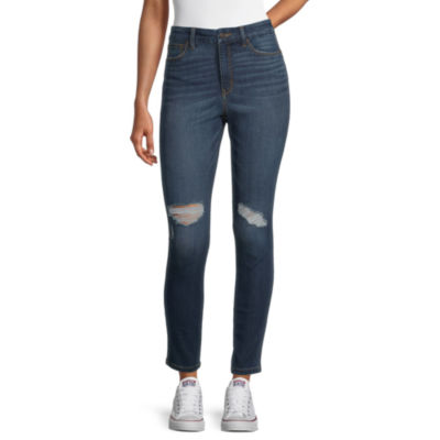 Arizona - Juniors Curvy Women's Mid Rise Skinny fit Jean