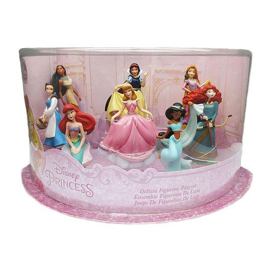 Disney Collection 8-Pc. Multi Princess Deluxe Figurine Playset