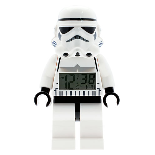 LEGO® Kids Star Wars Storm Trooper Alarm Clock