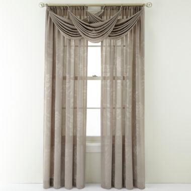 jcpenney.com | Royal Velvet® Pavolva Window Treatments