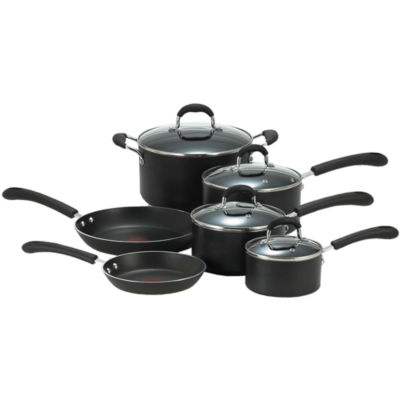 T-fal® Professional 10-pc. Nonstick Cookware Set