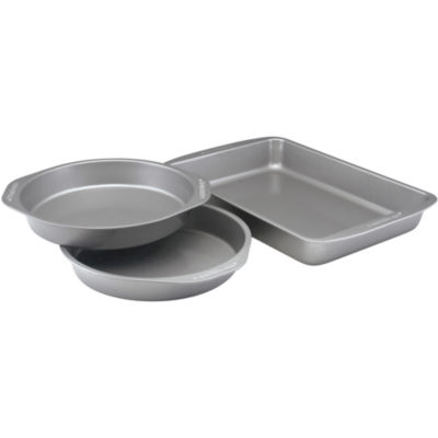 Farberware® Bakeware 3-pc. Cake Pan Set