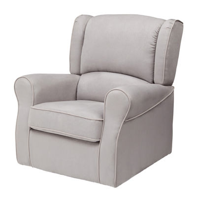 Delta Children's Products™ Morgan Upholstered Glider - Dove Gray