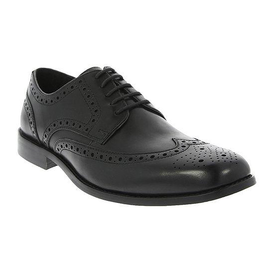 Nunn Bush® Nelson Men's Wingtip Dress Oxford Shoes