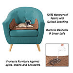PetMaker Quilted Furniture Cover-100% Waterproof Pet Furniture Protector