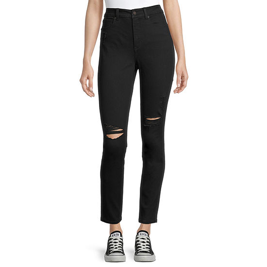 Arizona - Juniors Curvy Women's High Rise Skinny fit Jean
