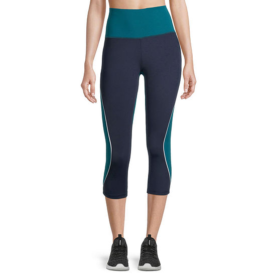 Xersion Move Womens Mid Rise Capri Leggings