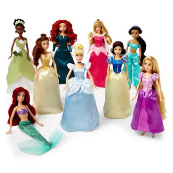 Disney Princess 9-pc. Doll Collection