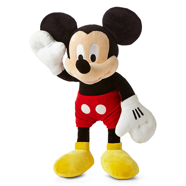 "Disney Collection Mickey Mouse Medium 17"" Plush JCPenney"