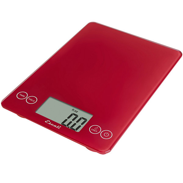 Escali® Arti Glass Digital Food Scale