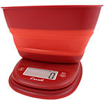 Escali® Pop Collapsible Bowl Digital Food Scale