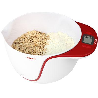 Escali® Taso Mixing Bowl Food Scale