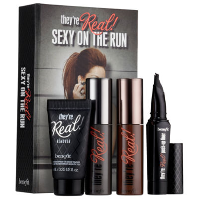 Benefit Cosmetics They're Real!: Sexy On The Run Kit