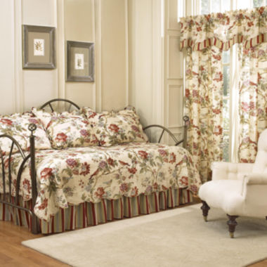 jcpenney.com | Waverly® Charleston Chirp 5-pc. Daybed Cover Set & Accessories