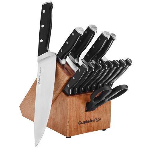 Calphalon® Classic Self-Sharpening 15-pc. Knife Set