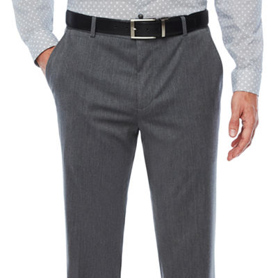 JF J.Ferrar Pin Dot Super Slim Fit Stretch Suit Pants