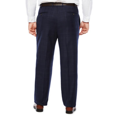 Stafford Woven Suit Pants Big and Tall