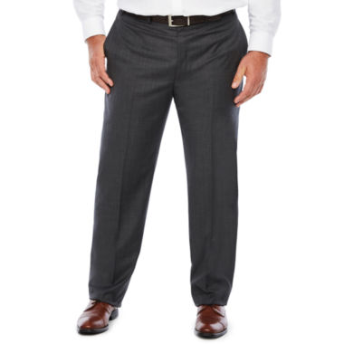 Collection by Michael Strahan  Stripe Classic Fit Suit Pants - Big and Tall