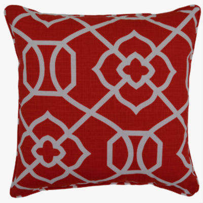 Kirkland Square Corded Outdoor Pillow