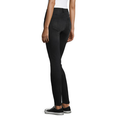 Almost Famous Womens High Waisted Jeggings - Juniors