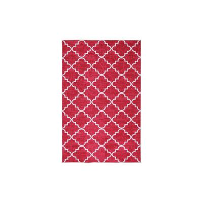 Mohawk Home Strata Fancy Trellis Printed Rectangular Rugs