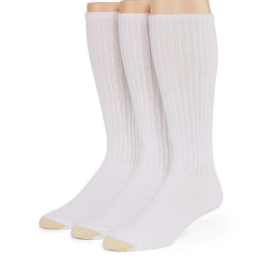 Gold Toe® 3-pk. Athletic Liner Over-the-Calf Socks