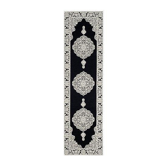 Safavieh Marbella Collection Joselyn Oriental Runner Rug