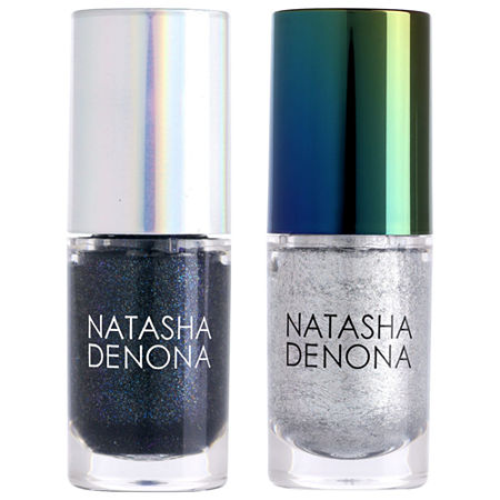 How to do Vintage Style Makeup : 1920s, 1930s, 1940s, 1950s Natasha Denona Chroma Crystal Liquid Eyeshadow Mini Set $25.00 AT vintagedancer.com