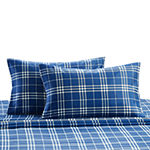 Harper Lane Payton Mapleton Plaid Microfiber Easy Care Sheet Set