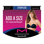 Maidenform Love The Lift Natural Boost Multiway Underwire Push Up Strapless Bra-09458