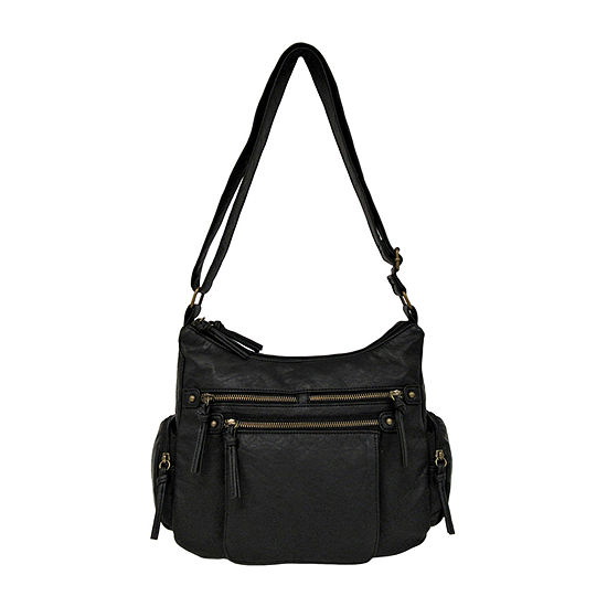 Bueno of California Washed Shoulder Bag