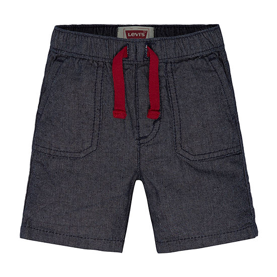 Levi's Baby Boys Mid Rise Pull-On Short