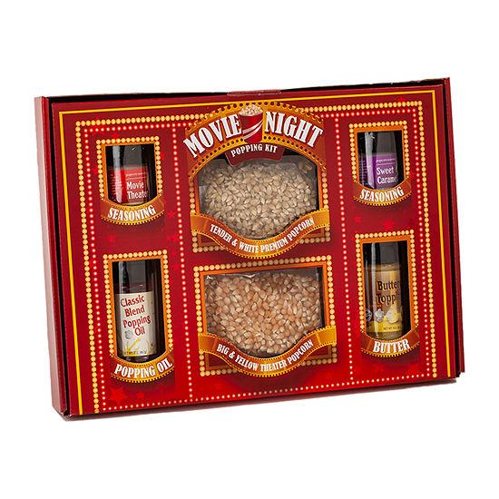 Mini Vintage Movie Night Marquee Gift Set