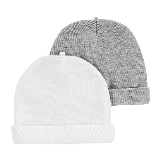Carter's Baby Unisex 2-pc. Baby Hat