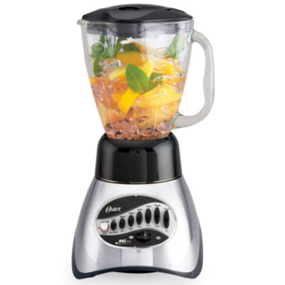 Oster® Classic Series 16-Speed Blender with Skirt - Glass Jar